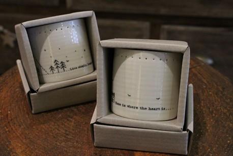 Porcelain Tealight Holders