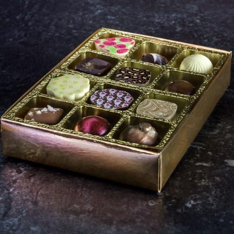 Luxury chocolates