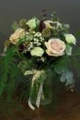 Vintage Blush vase