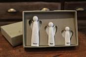Porcelain Angel Gift Box
