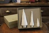 Porcelain Christmas Tree Gift Box