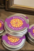 Down to Earth Foot Balm